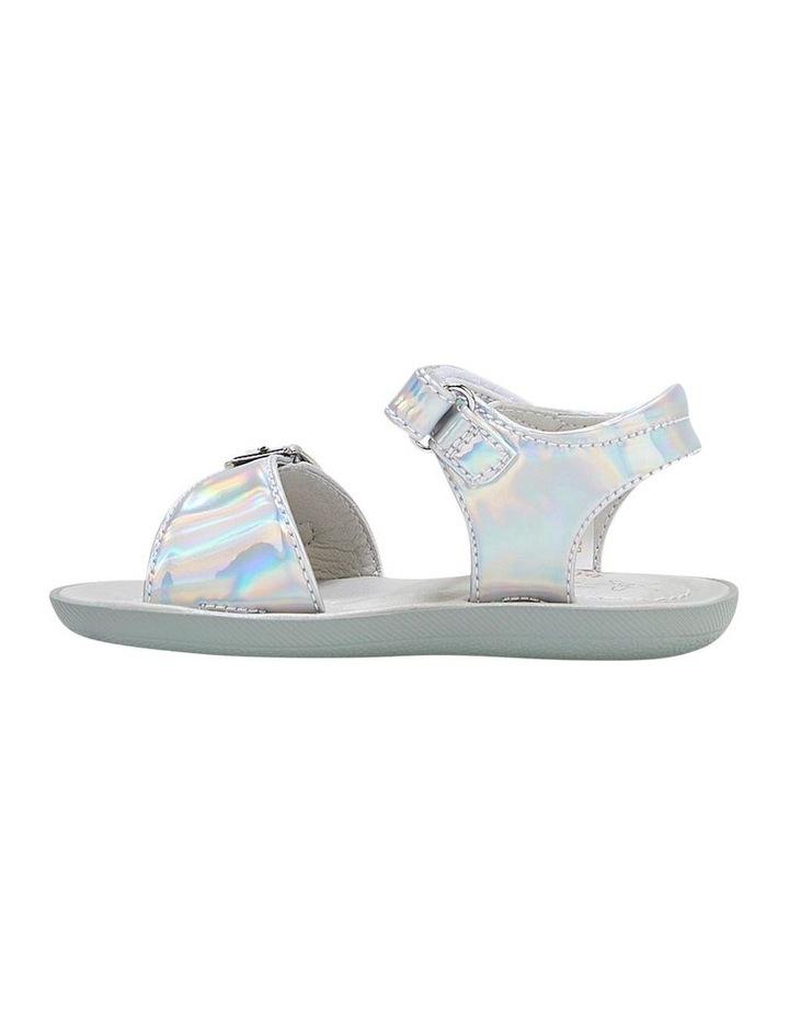 Tinkerbell Metallic Sandal Youth image 3