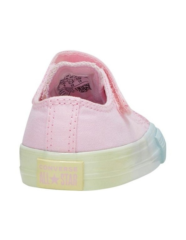 Chuck Taylor All Star 1V Ombre Infant Girls Sneakers image 2