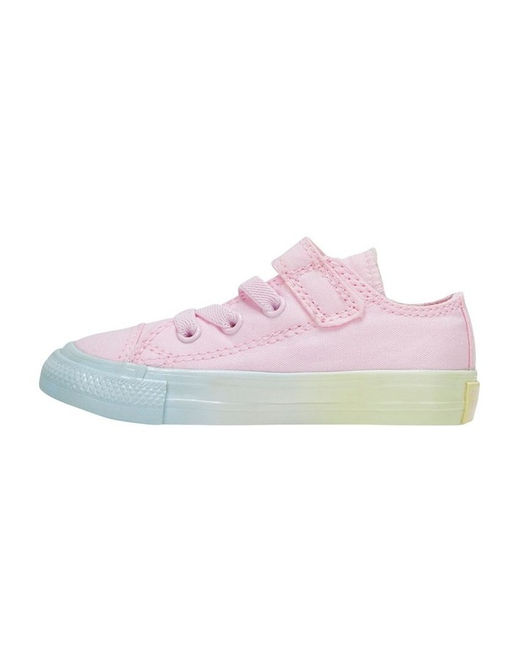 Chuck Taylor All Star 1V Ombre Infant Girls Sneakers image 3