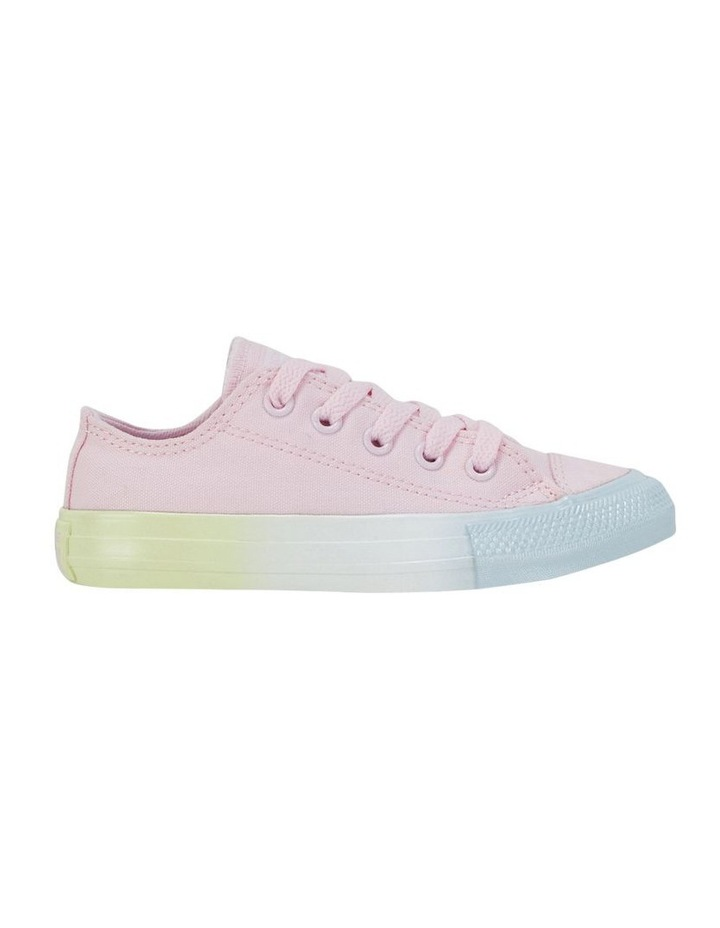 Chuck Taylor All Star Ox Ombre Youth Girls Sneakers image 1