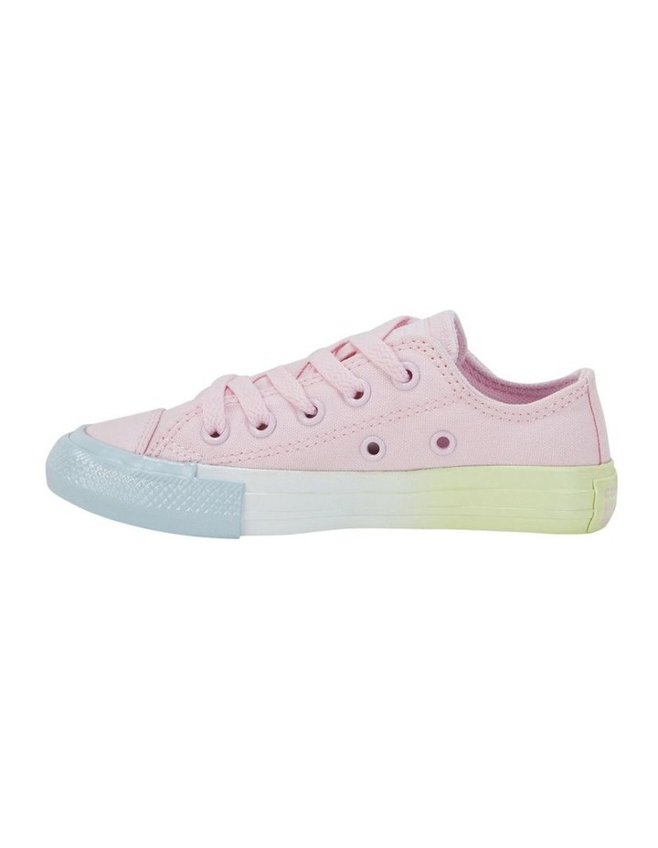 Chuck Taylor All Star Ox Ombre Youth Girls Sneakers image 3