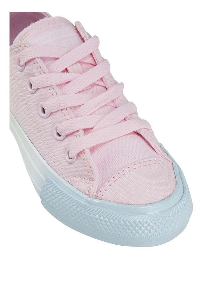 Chuck Taylor All Star Ox Ombre Youth Girls Sneakers image 4