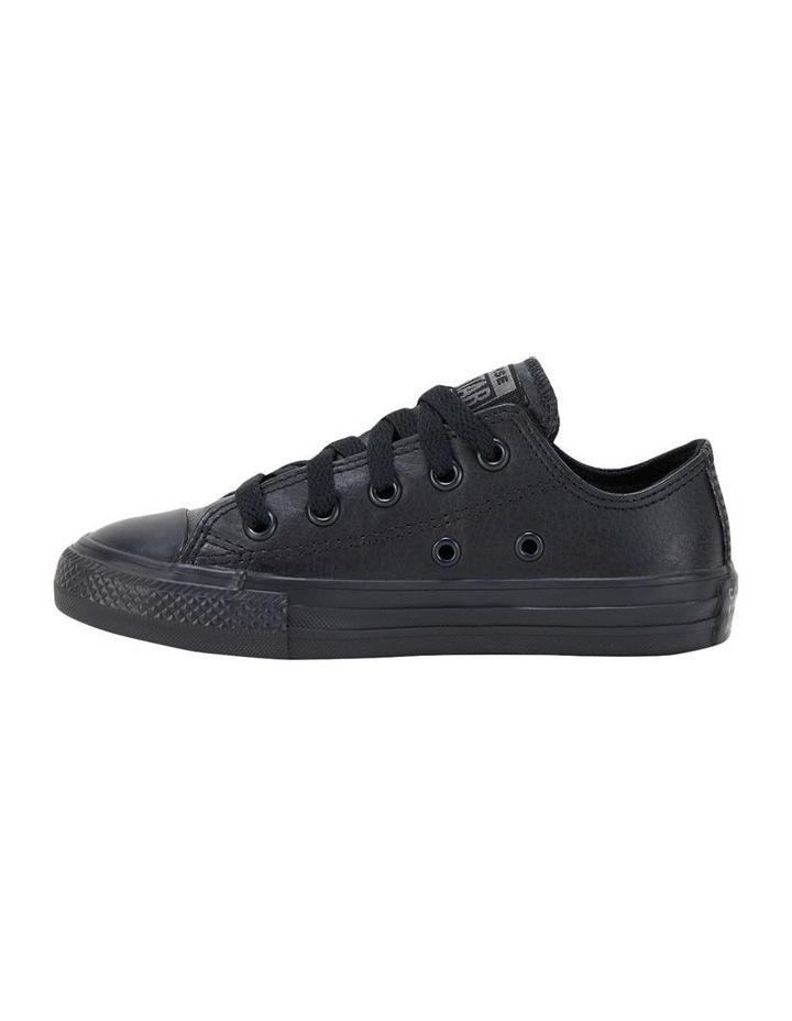 Chuck Taylor All Star Ox Synthetic Youth Shoes image 3