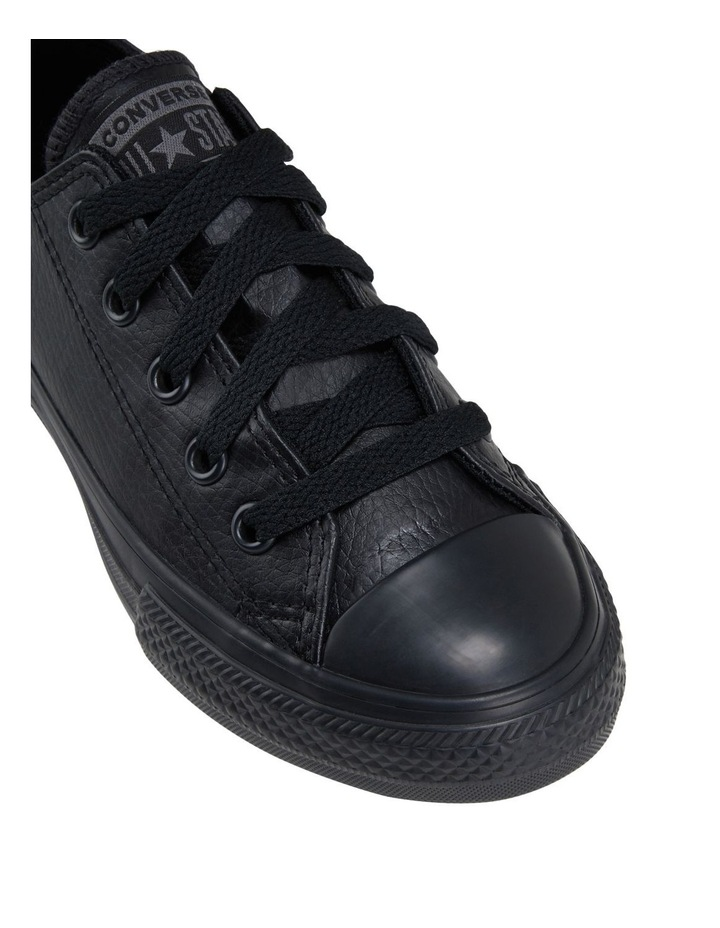 Chuck Taylor All Star Ox Synthetic Youth Shoes image 4