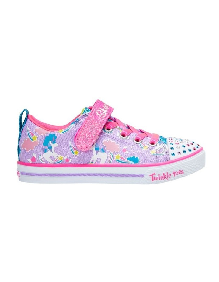 Twinkle Toes Sparkle Friends Youth Girls Sneakers image 1