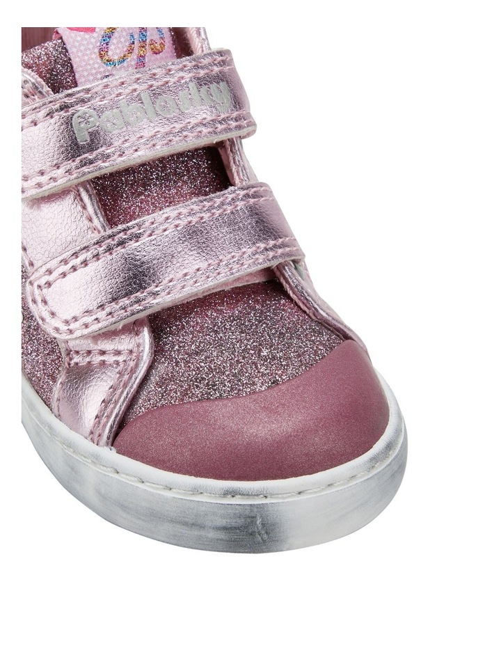 Trixie Button Glitter Mary Jane Girls Shoes image 4