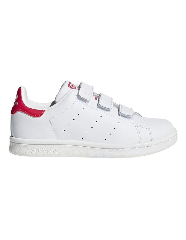 Stan Smith Strap Pre School Girls Sneakers image 1