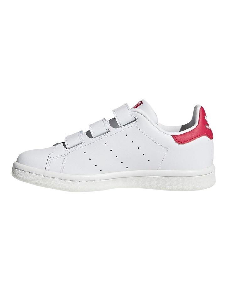 Stan Smith Strap Pre School Girls Sneakers image 2