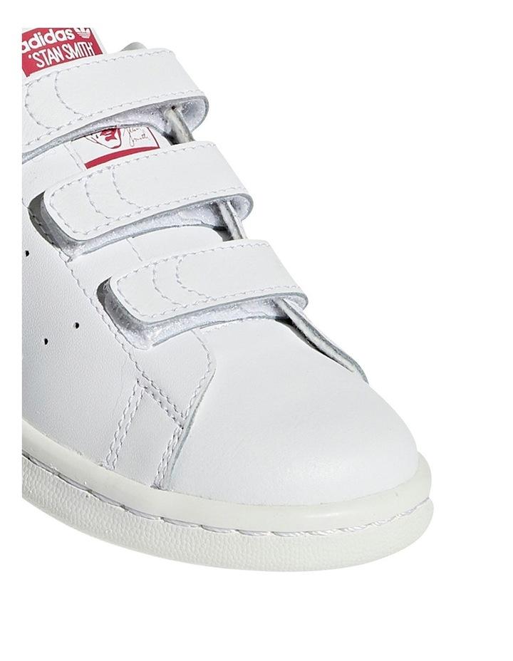 Stan Smith Strap Pre School Girls Sneakers image 3