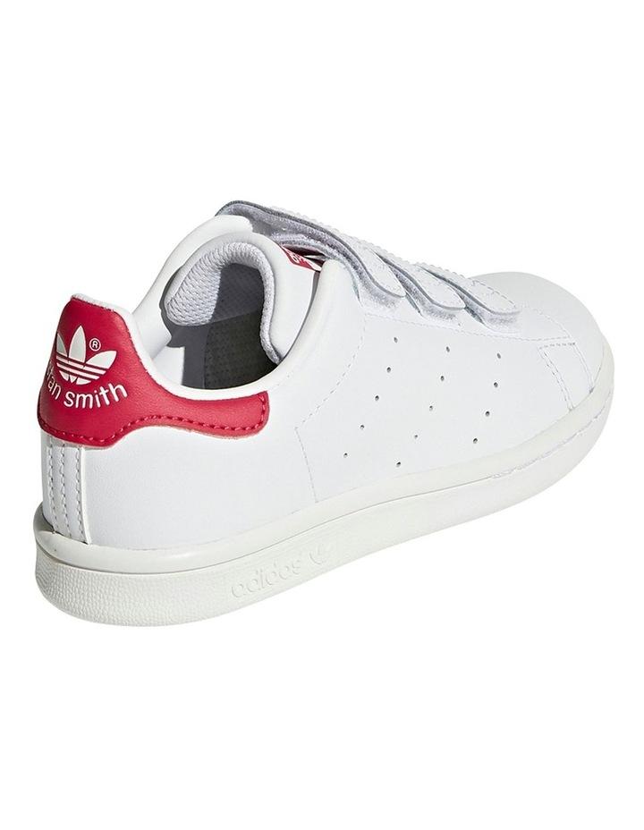 Stan Smith Strap Pre School Girls Sneakers image 4