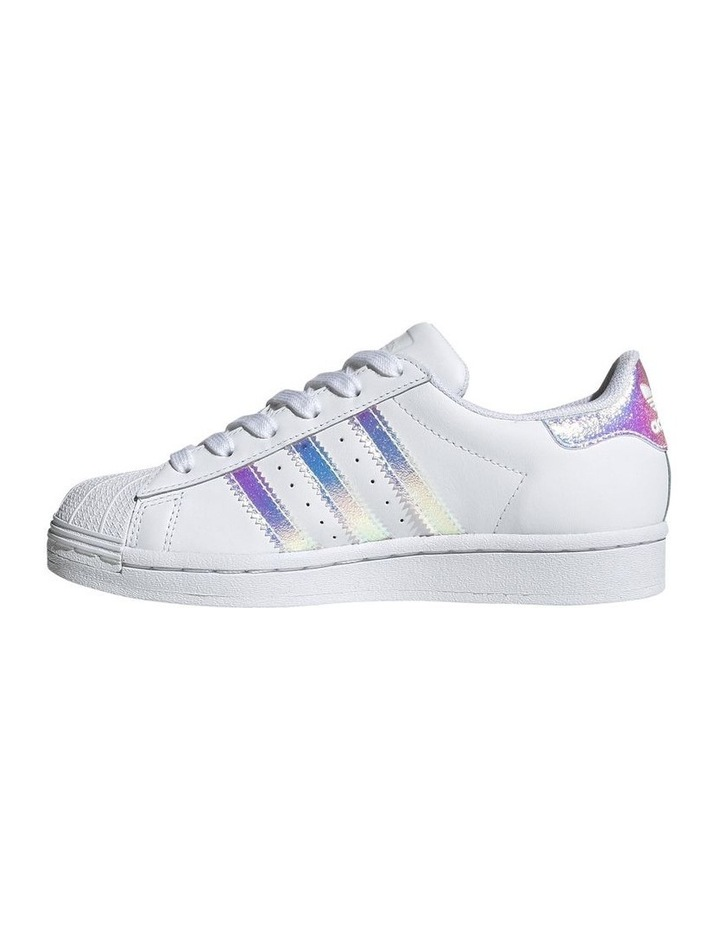 adidas Kids' Superstar Foundation Grade School Shoes White