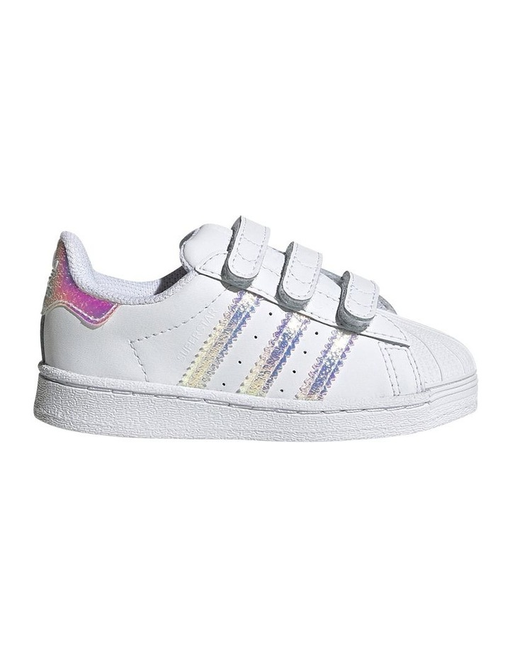 Superstar Foundation Infant Sneakers image 1