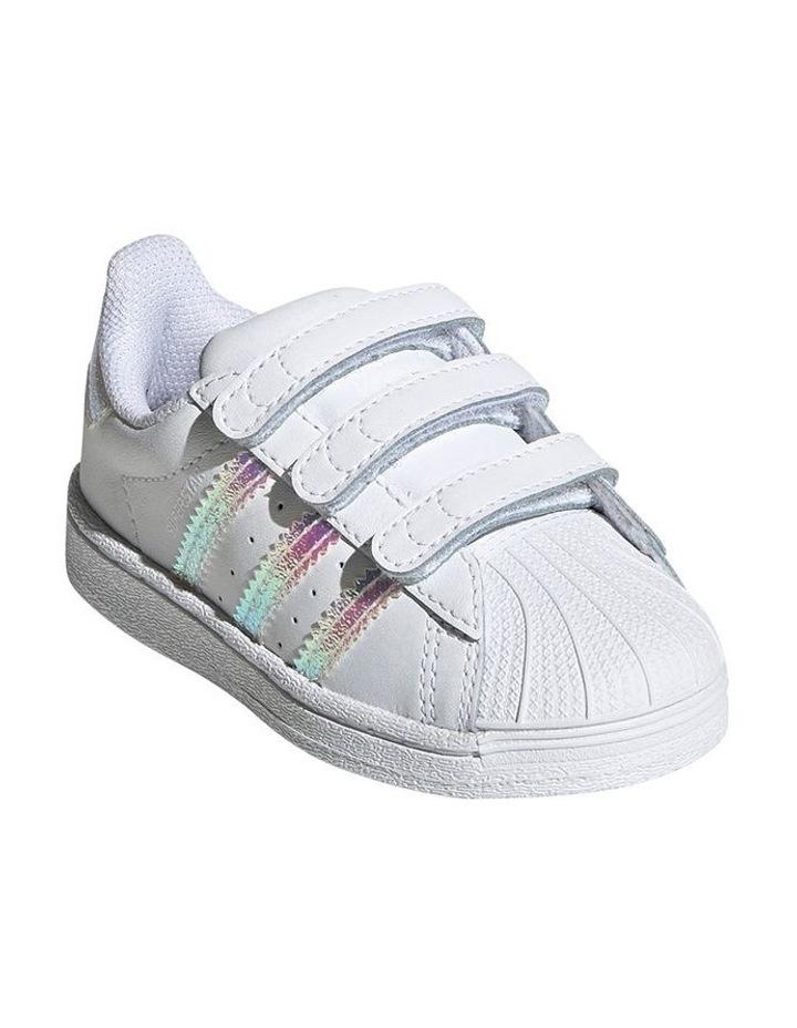 Superstar Foundation Infant Sneakers image 3