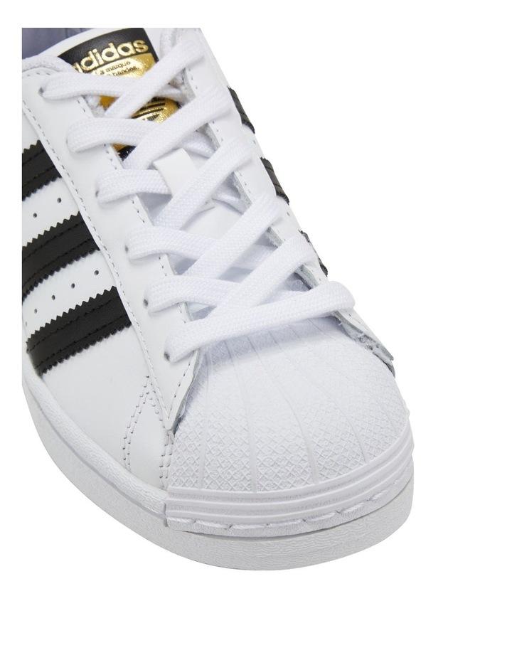 Superstar Foundation II Grade School Sneakers image 4