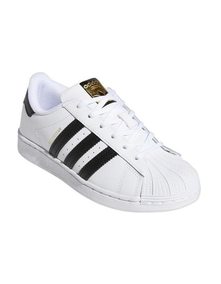 Superstar Foundation II Pre School Sneakers image 3