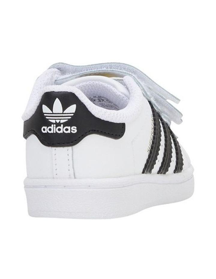 Superstar Foundation II Strap Infant Sneakers image 2