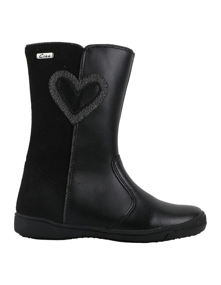 Gracey Girls Heart Boots image 1