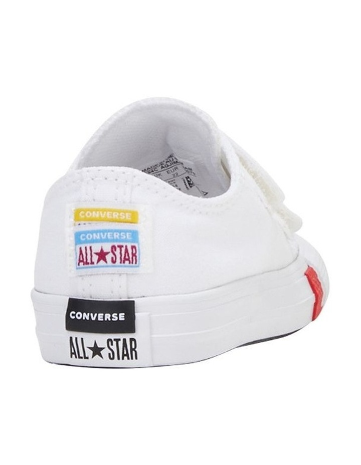 Chuck Taylor All Star 2V Logo Play Infant Sneakers image 2