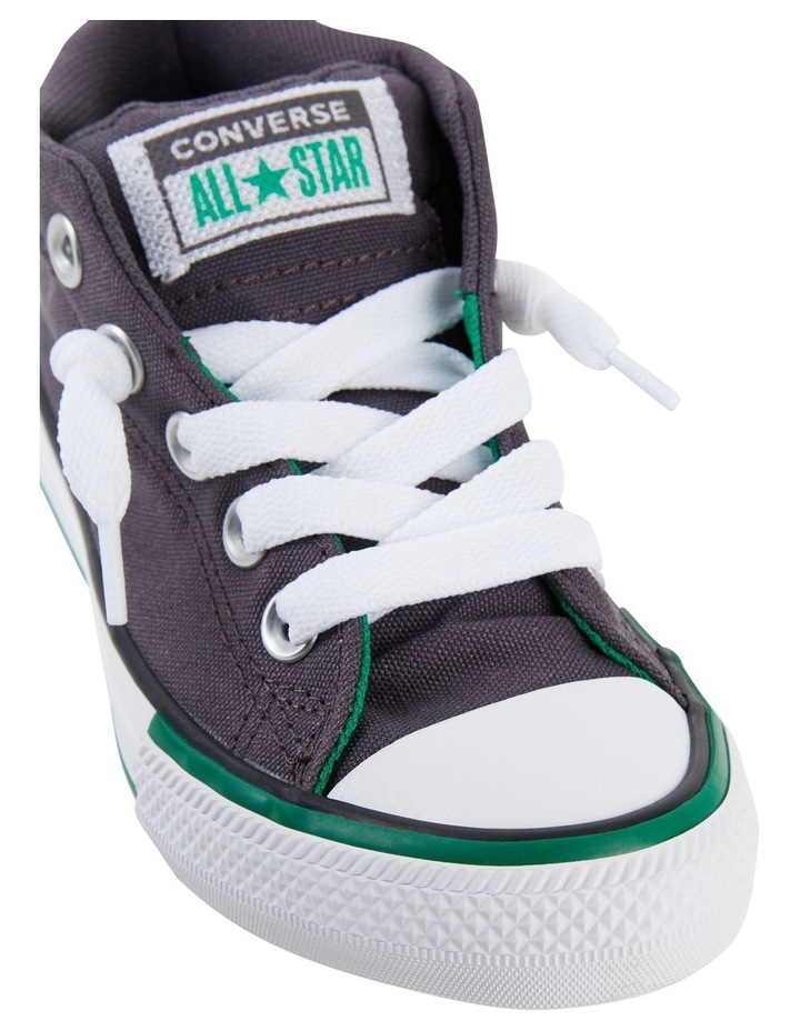 Chuck Taylor Street Varsity Mid Youth Sneakers image 4