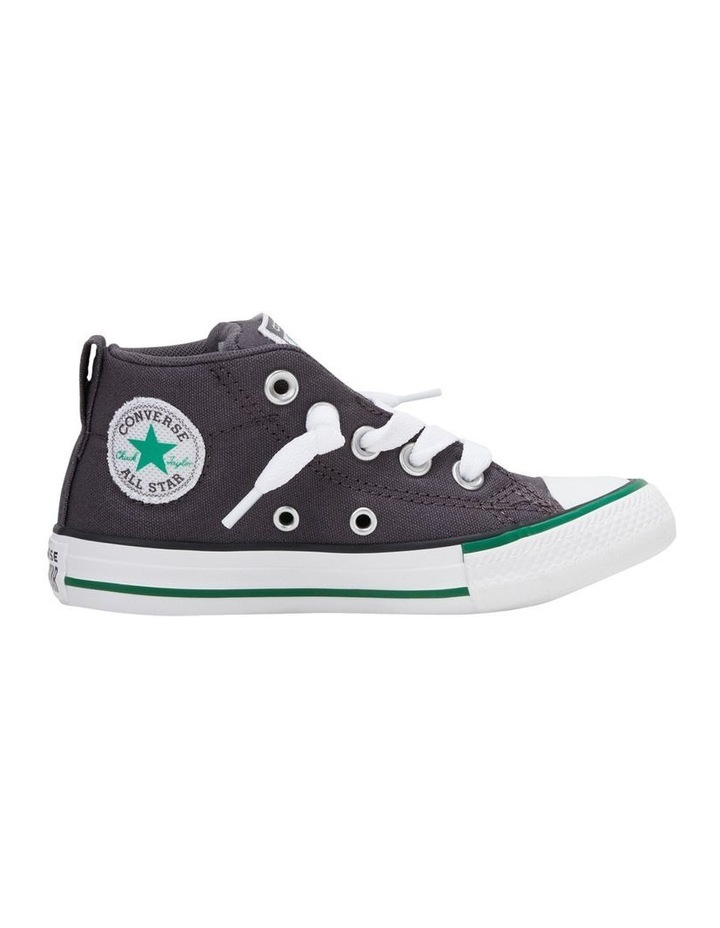 Chuck Taylor Street Varsity Mid Youth Sneakers image 5