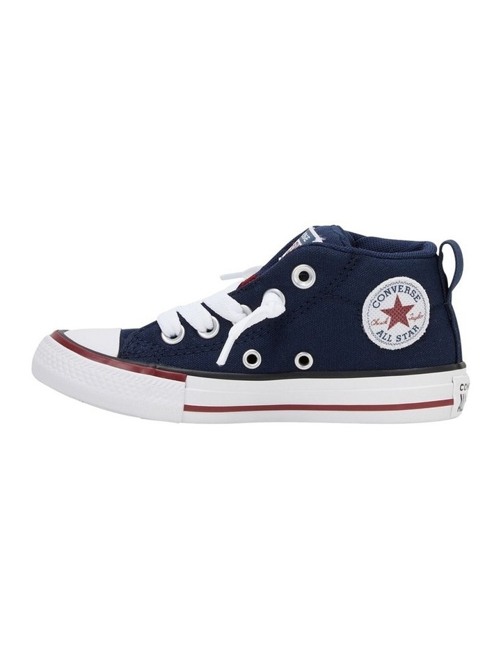 Chuck Taylor Street Varsity Mid Youth Sneakers image 3