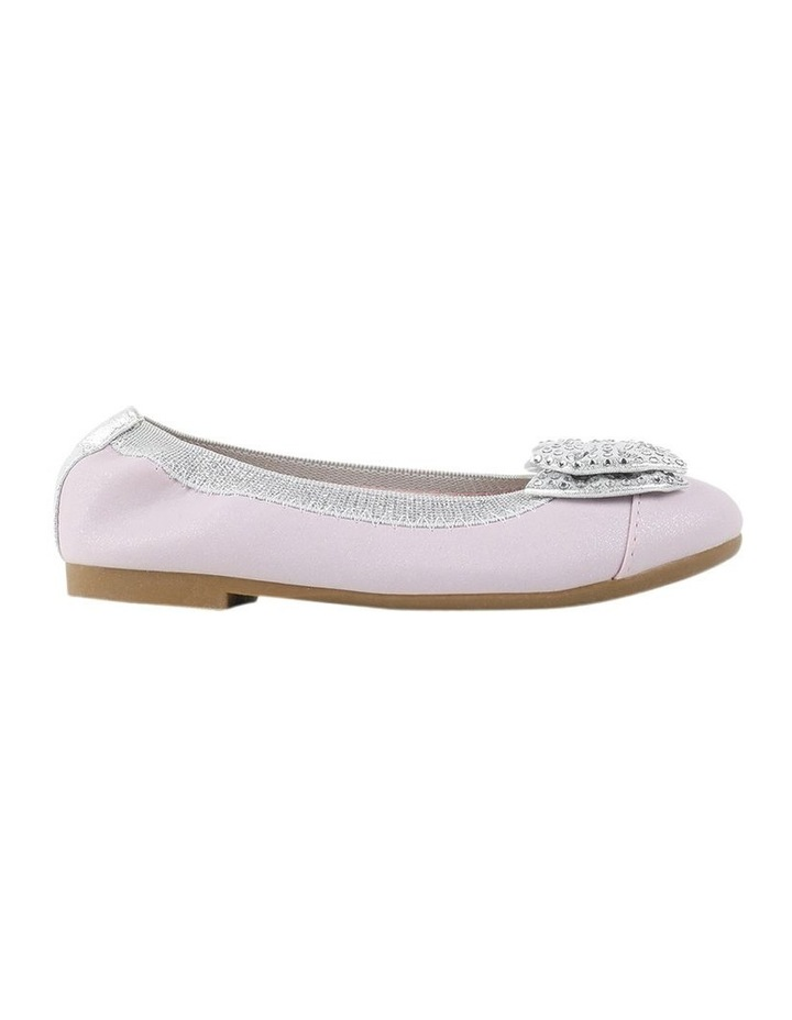 Charm Sequin Bow Girls Ballet Flat image 1