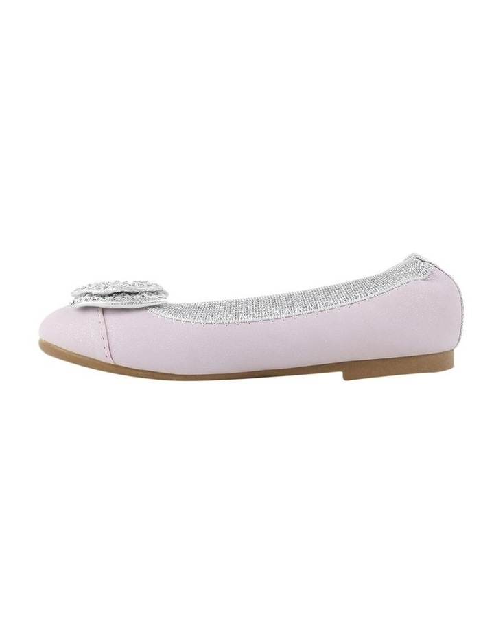 Charm Sequin Bow Girls Ballet Flat image 2