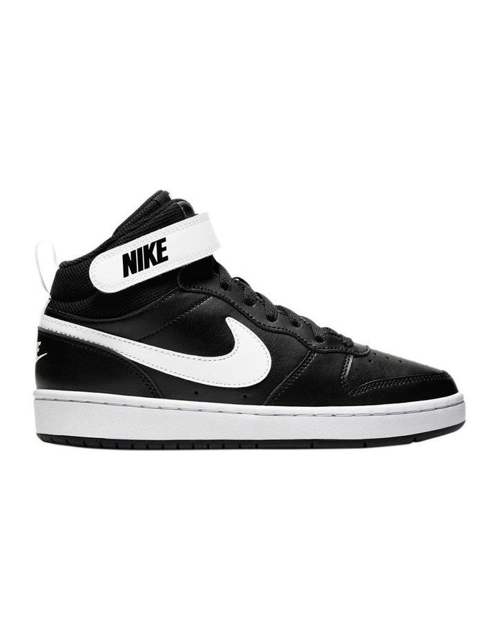 Court Borough Mid 2 Grade School Boys Sneakers image 1