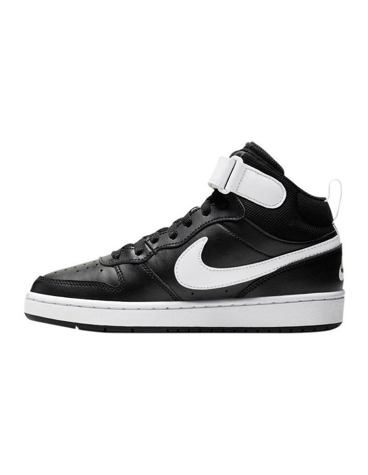Court Borough Mid 2 Grade School Boys Sneakers image 2