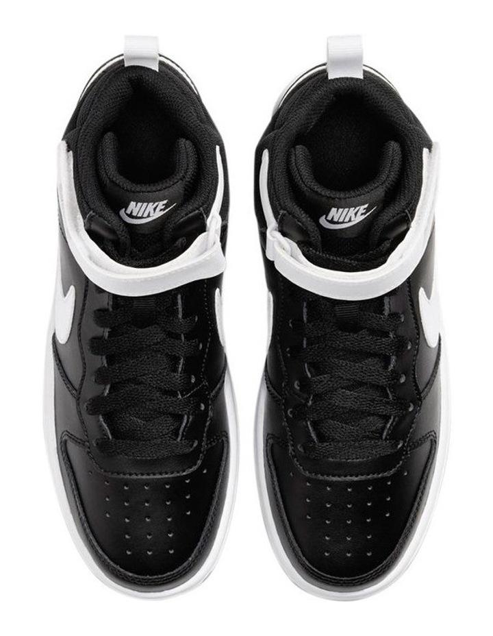 Court Borough Mid 2 Grade School Boys Sneakers image 3