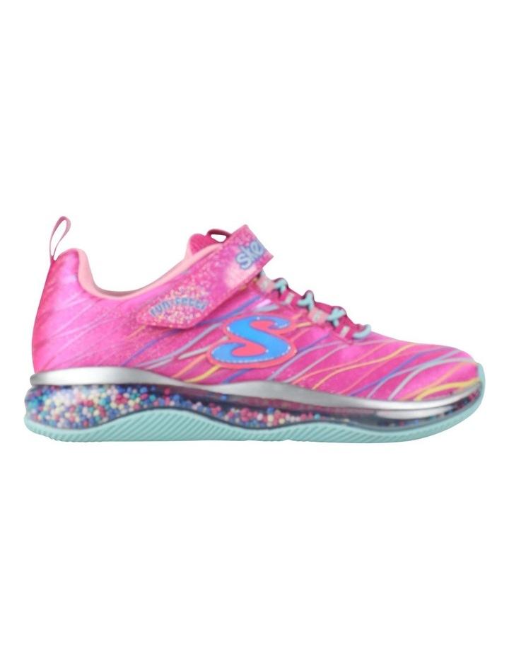 Skech-Air Jumpin Dots Youth Girls Shoes image 1