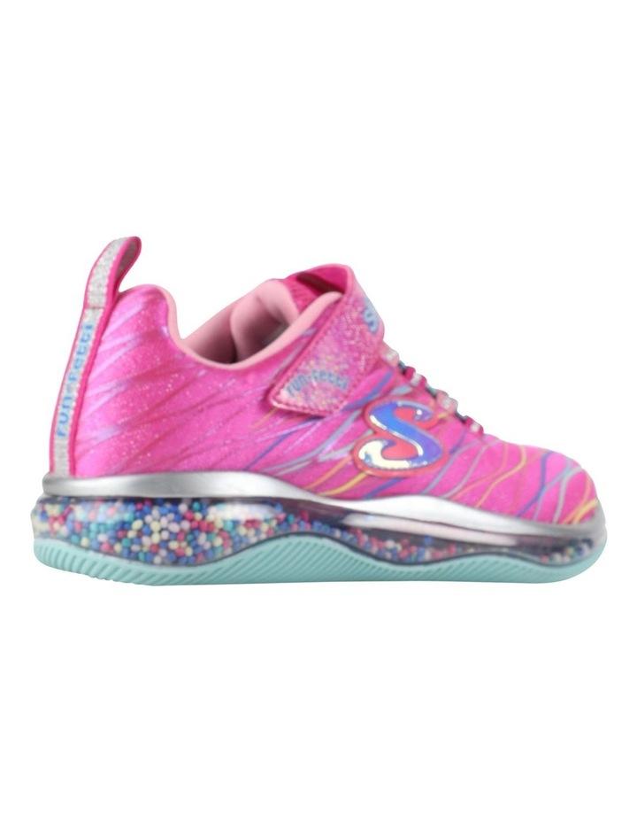Skech-Air Jumpin Dots Youth Girls Shoes image 3