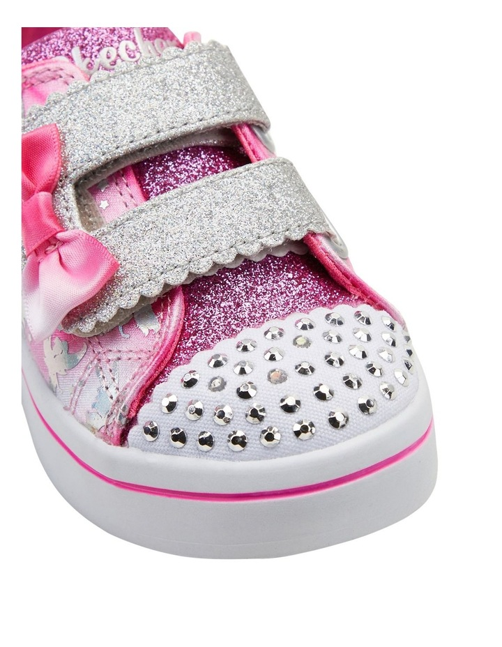 Twinkle Toes Lil Fairy Wishes Infant Sneakers image 4