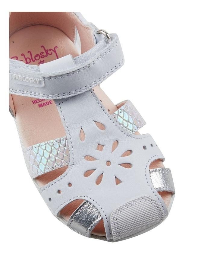 Laser Cage Infant Girls Sandals image 4