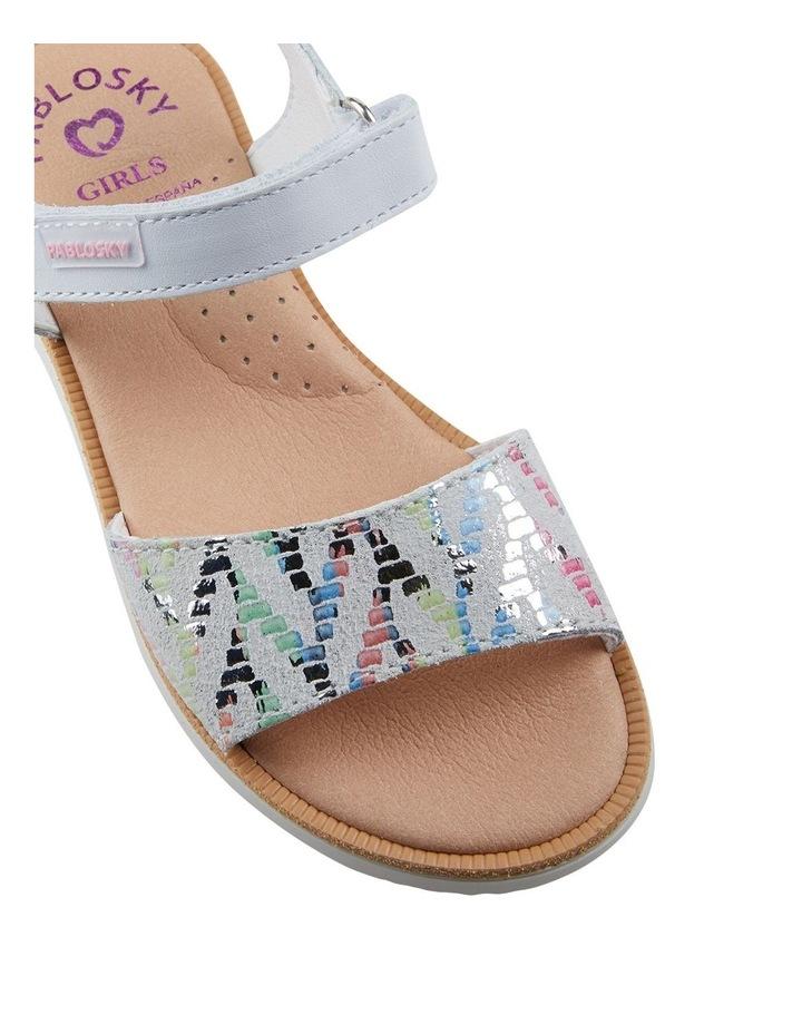 Print Girls Sandals image 4