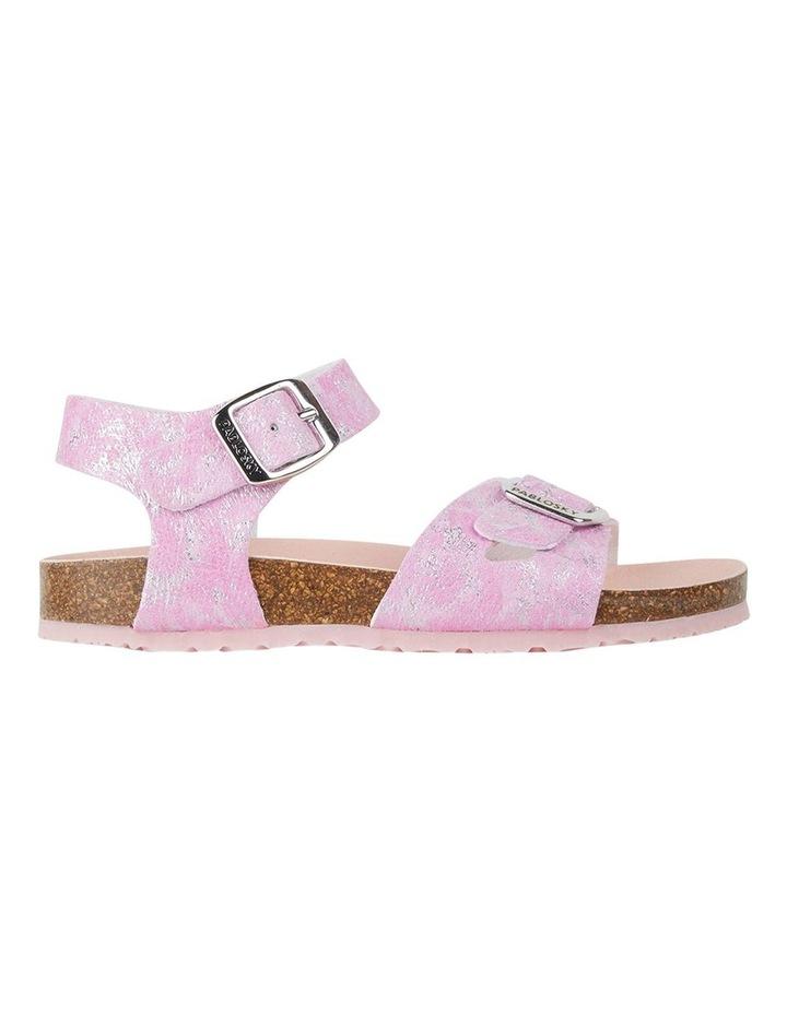 Shimmer Cork Girls Youth Sandals image 1