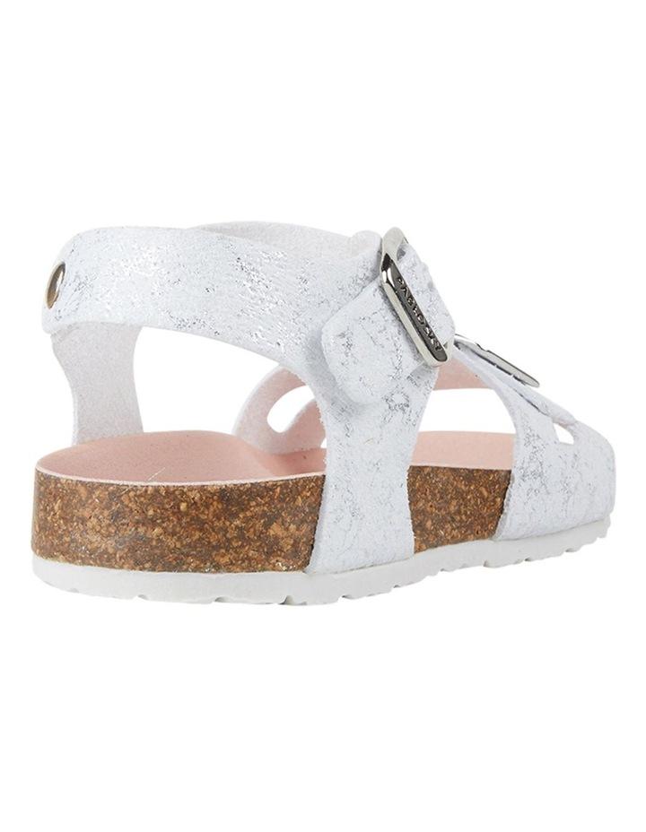 Shimmer Cork Girls Youth Sandals image 3