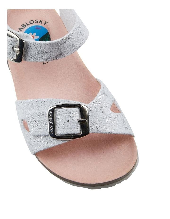 Shimmer Cork Girls Youth Sandals image 4