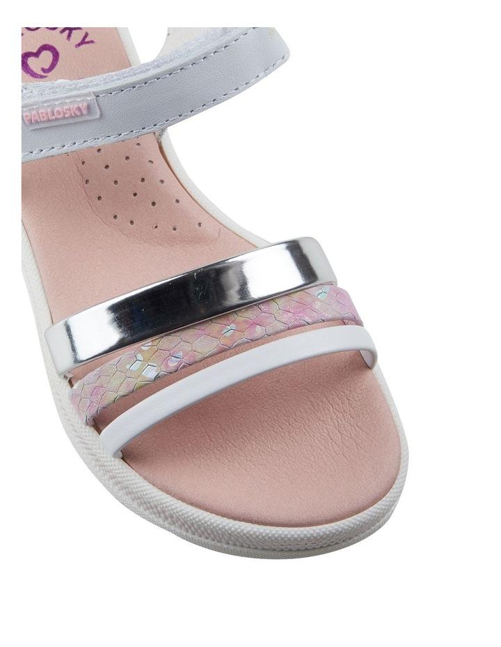 Strap Platform Youth Girls Sandals image 4