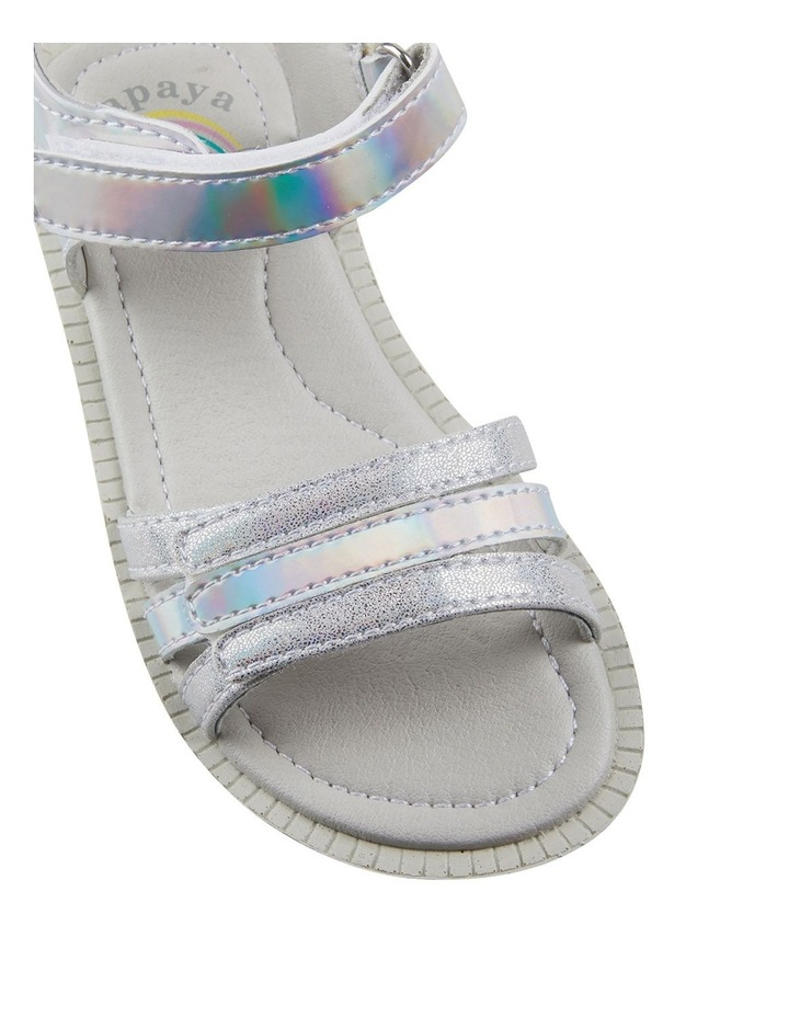 Bali Straps Multicolour Youth Girls Sandals image 4
