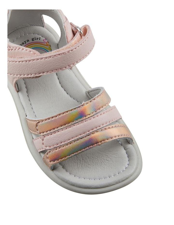 Jane Metallic Straps Infant Girls Sandals image 4