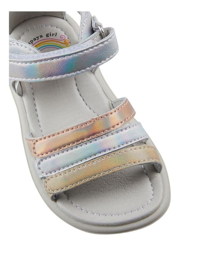 Jane Metallic Infant Girls Sandals image 4