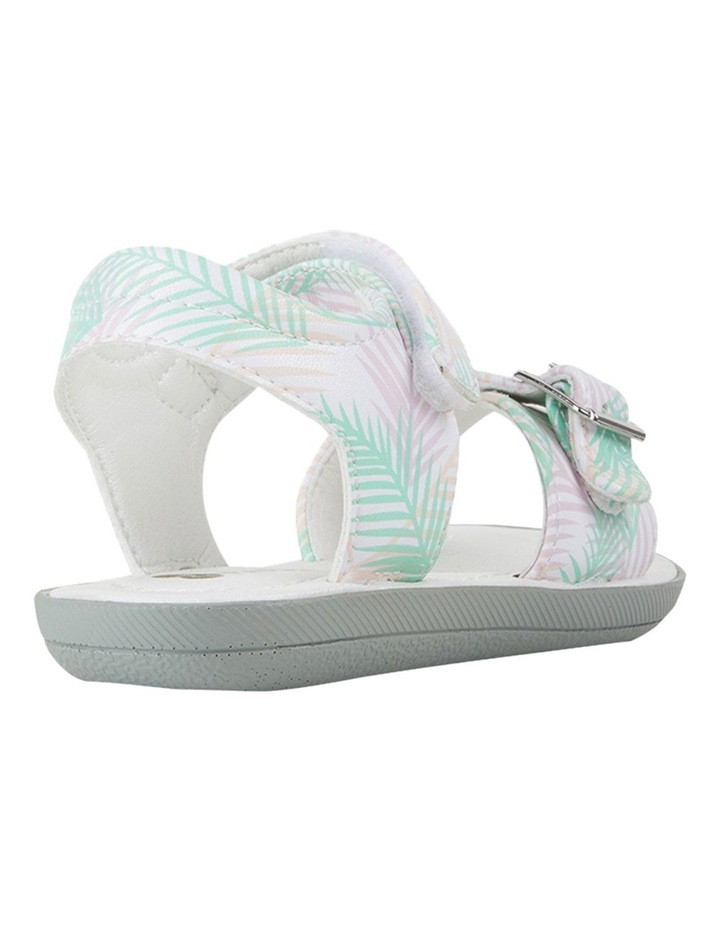 Tinkerbell Fern Print Youth Girls Sandals image 3