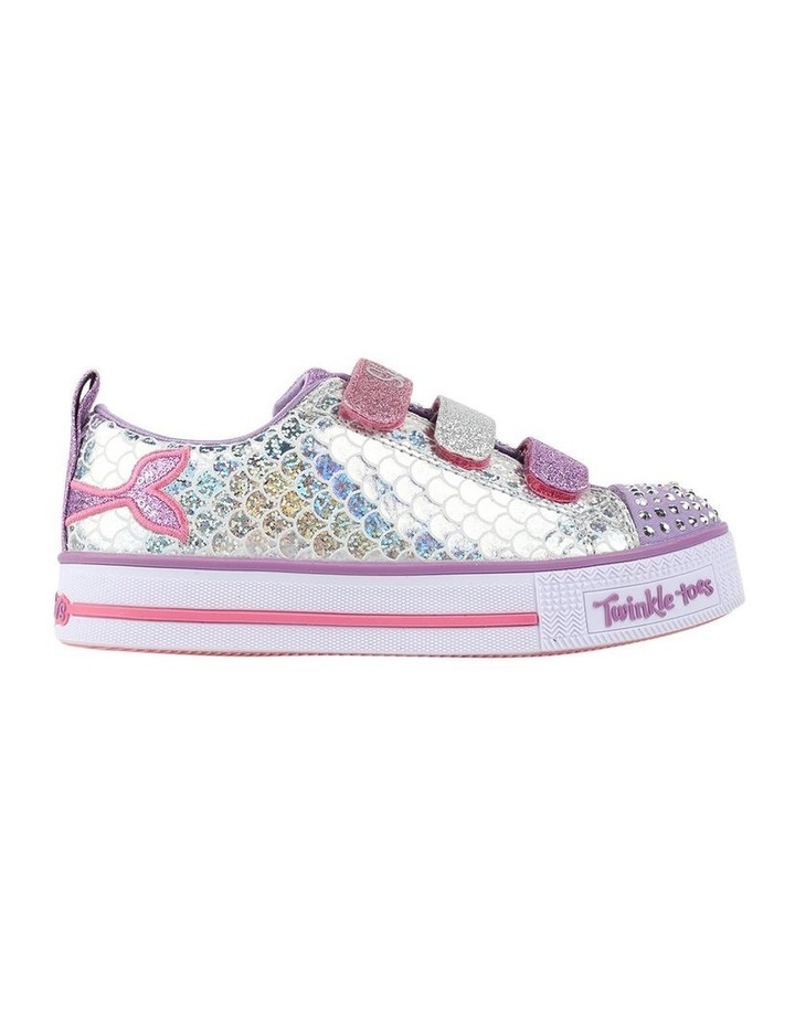 Twinkle Toes Sparkle Scales Youth Girls Shoes image 1