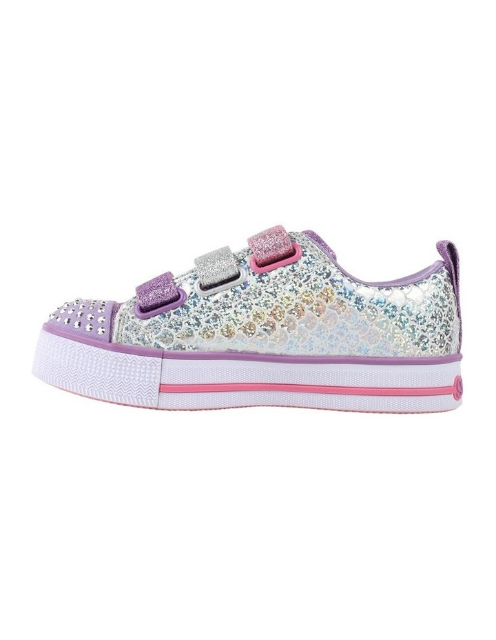 Twinkle Toes Sparkle Scales Youth Girls Shoes image 2