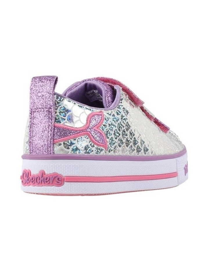 Twinkle Toes Sparkle Scales Youth Girls Shoes image 3