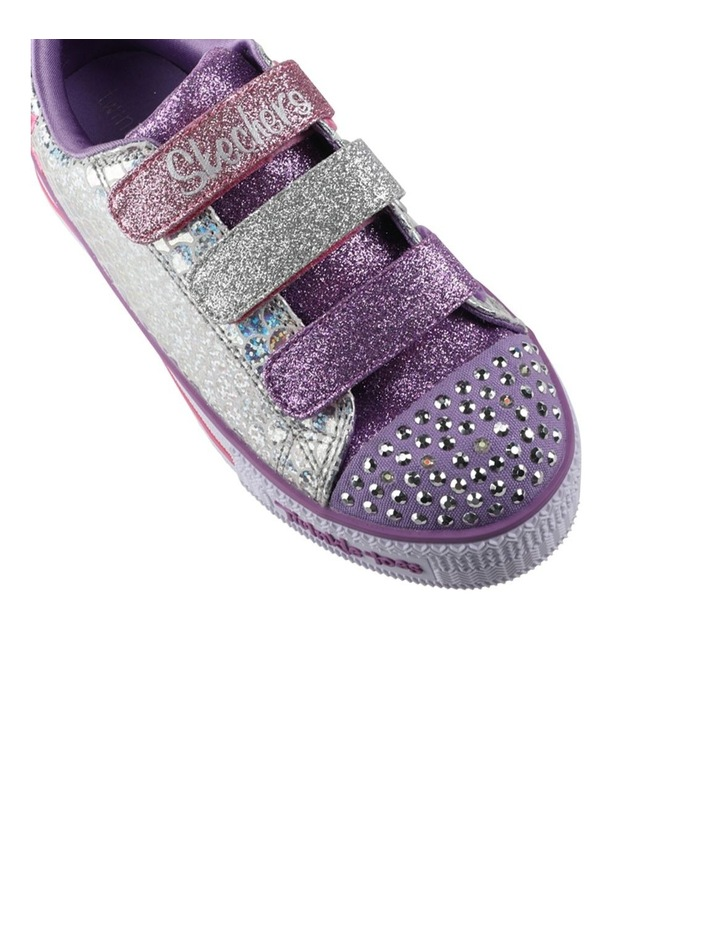 Twinkle Toes Sparkle Scales Youth Girls Shoes image 4