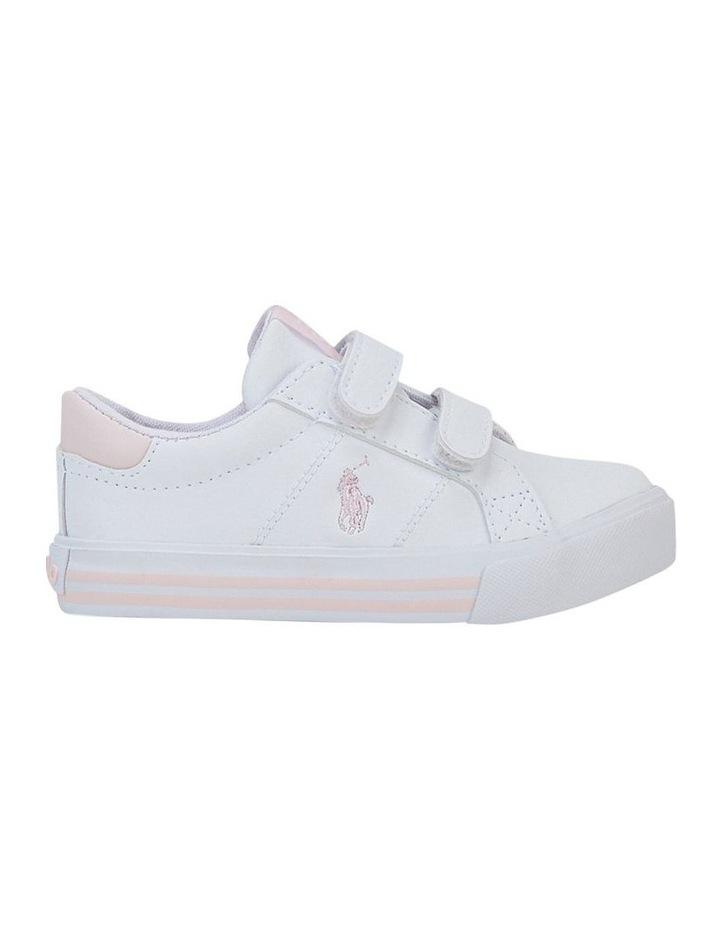 Evanston EZ Tumbled Infant Girls Shoes image 1