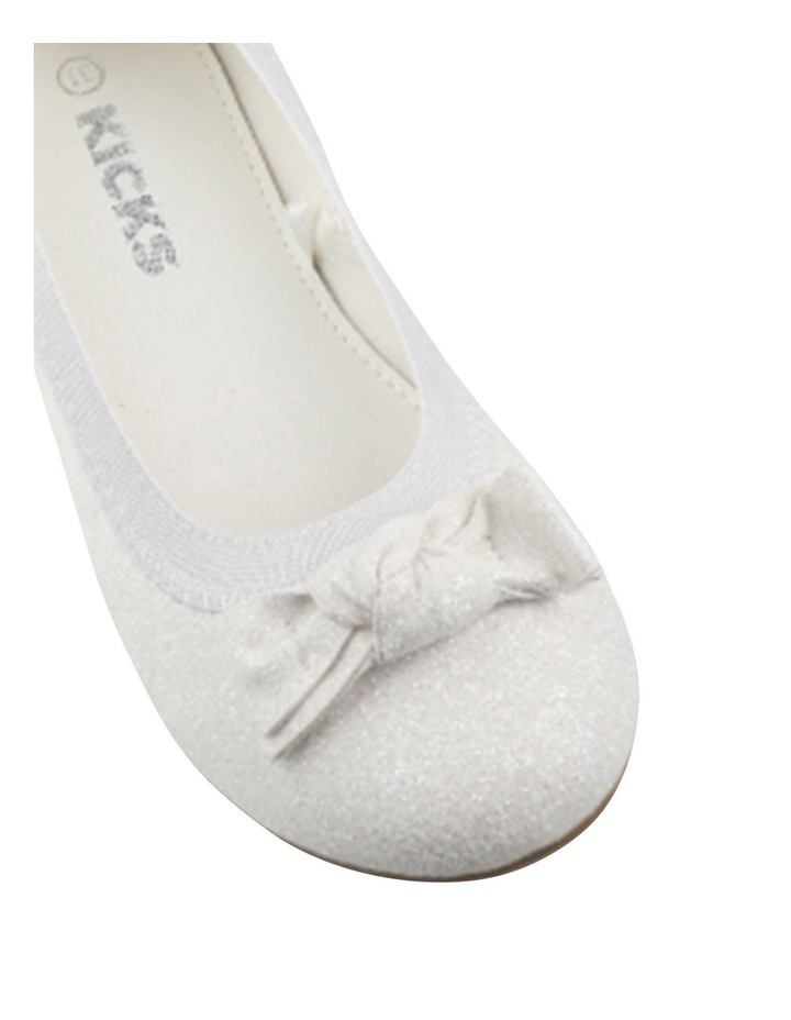 Keely Shimmer Ballet Shoes image 4
