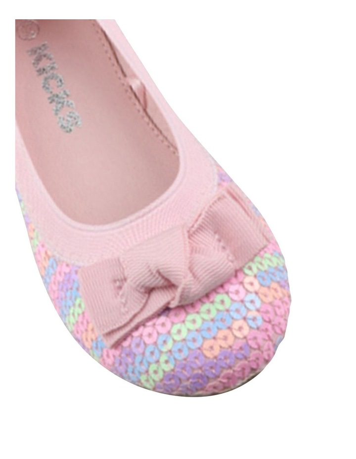 Keely Sequin Ballet Shoes image 4